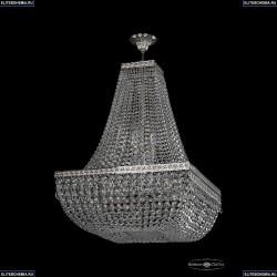 19012/H2/55IV Ni Хрустальная потолочная люстра Bohemia Ivele Crystal (Богемия), 1901