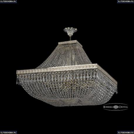 19012/H1/80IV GW Хрустальная потолочная люстра Bohemia Ivele Crystal