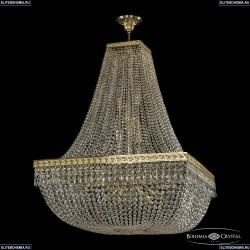 19012/H2/80IV G Хрустальная потолочная люстра Bohemia Ivele Crystal (Богемия), 1901