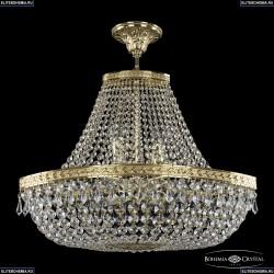 19013/H1/55IV G Хрустальная потолочная люстра Bohemia Ivele Crystal (Богемия), 1901