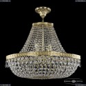 19013/H1/55IV G Хрустальная потолочная люстра Bohemia Ivele Crystal