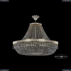 19013/H1/80IV GW Хрустальная потолочная люстра Bohemia Ivele Crystal
