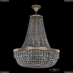 19013/H2/55IV Pa Хрустальная потолочная люстра Bohemia Ivele Crystal (Богемия), 1901