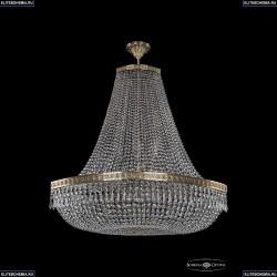 19013/H2/100IV Pa Хрустальная потолочная люстра Bohemia Ivele Crystal (Богемия), 1901
