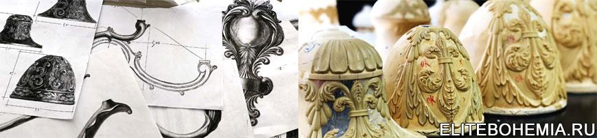 Изготовление хрустальных люстр под заказ